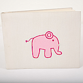 Baby Elephant Photo Album