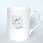 Alfie Airdale China Mug