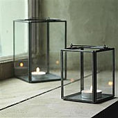 Box Lanterns - Set of 2